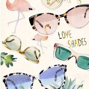 Bundle* 2 Pairs of Fashion Sunglasses 